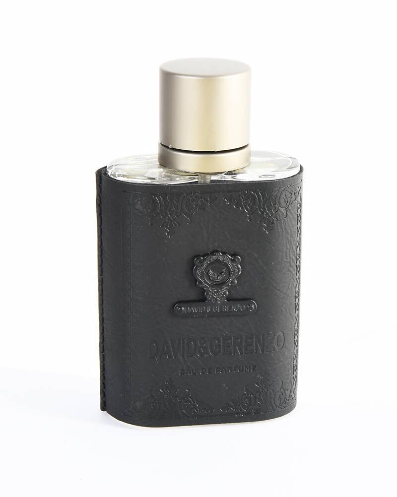 David&Gerenzo Siyah Deri Kılıflı Erkek Parfüm